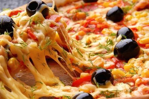 Как приготовить пиццу с кукурузой