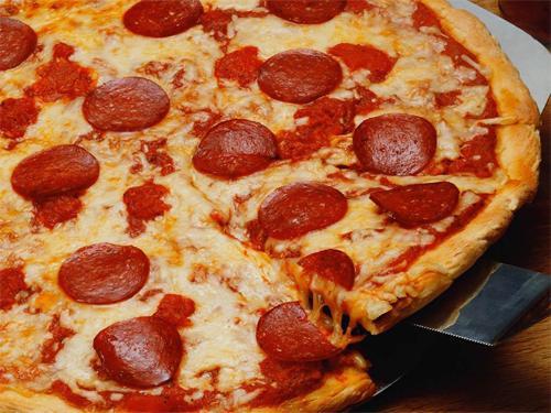 Как приготовить американскую пиццу