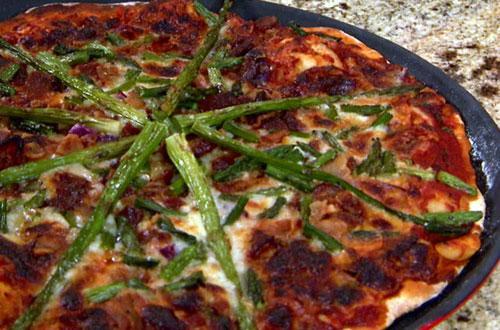 Как приготовить пиццу с бараниной