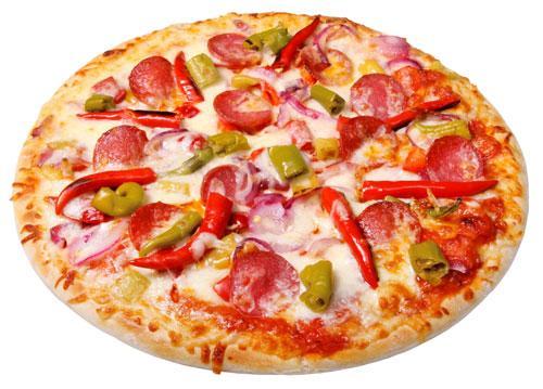 Как приготовить «Жар-пиццу»