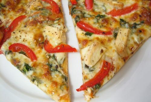 Как приготовить римскую пиццу