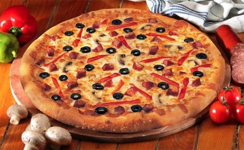 Как приготовить пиццу «Калифорния»