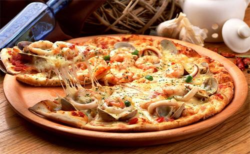 Как приготовить пиццу с белыми грибами