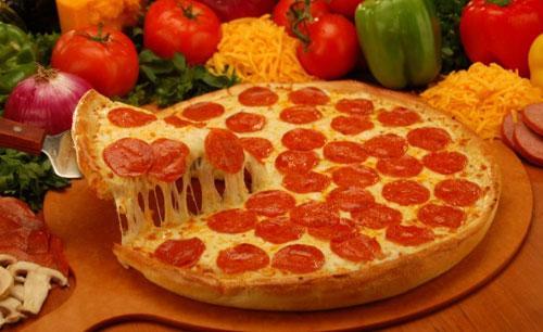 Как приготовить пиццу с колбасой сервелат
