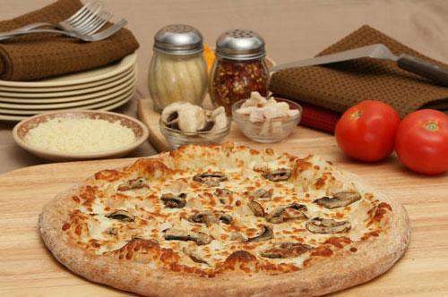 Как приготовить пиццу c соусом Альфредо