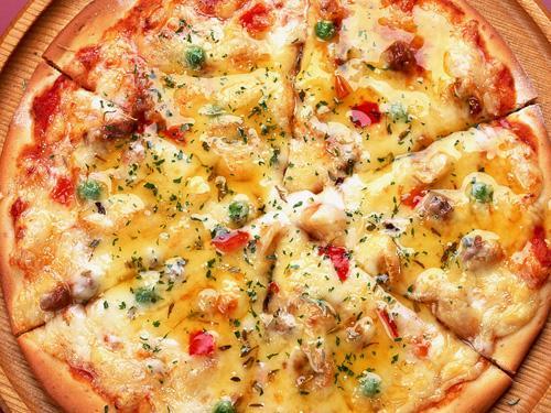 Как приготовить куриную пиццу-барбекю