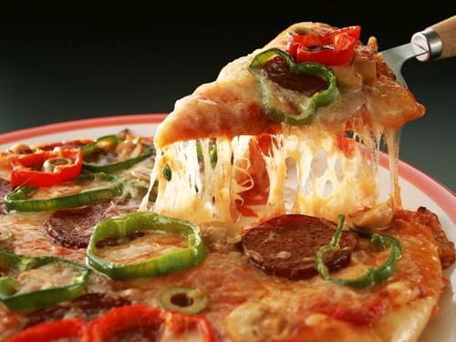 Как приготовить бездрожжевую пиццу